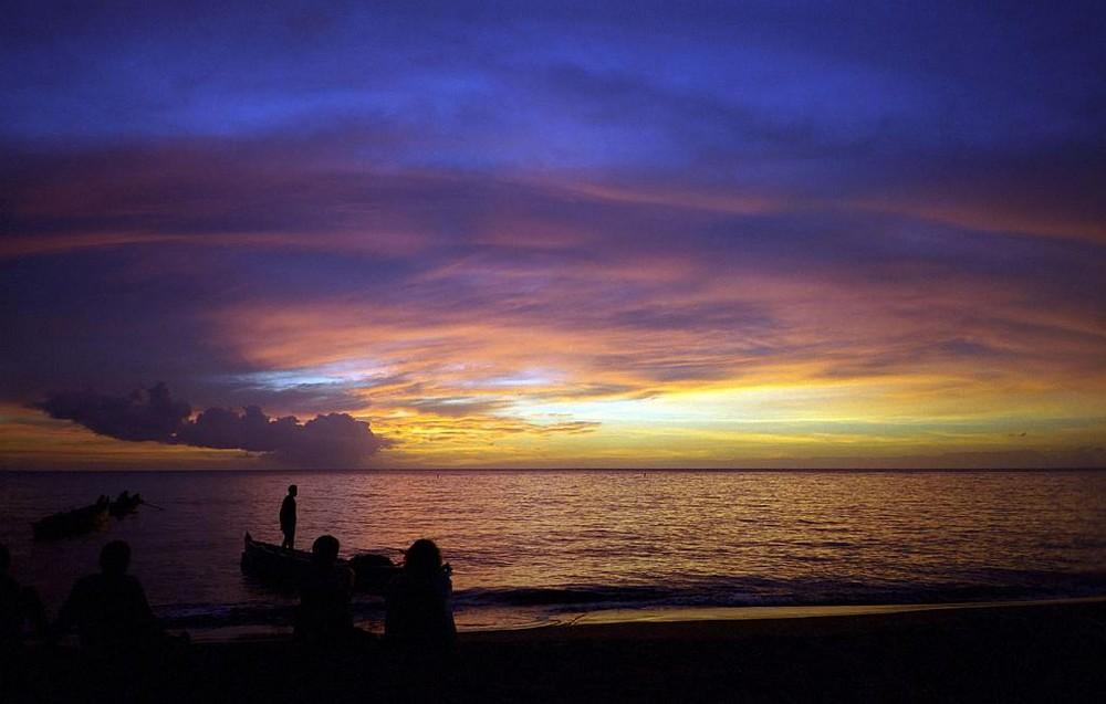 Sundown - St. Lucia