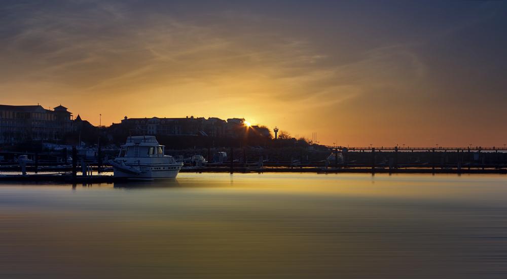 sundown sunset