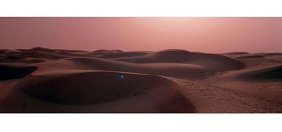 Sundowner in der Wüste (Reload)
