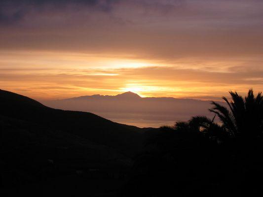 Sundowner in Valle de Agaete