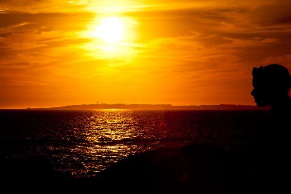 Sundowner Robben Island