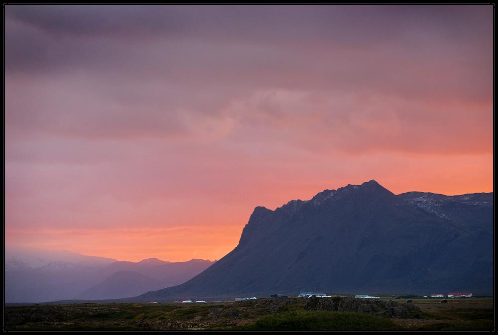 Sundown@Snæfellsnes