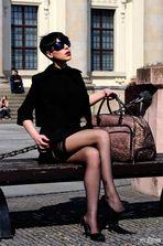 """""""Sunny day for Mademoiselle V."""""""