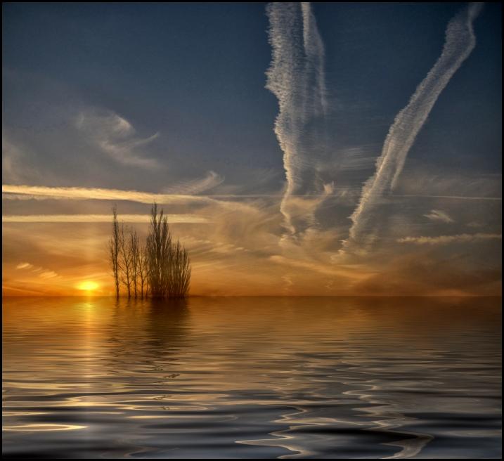 sunny island...