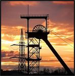 Sunny winding tower