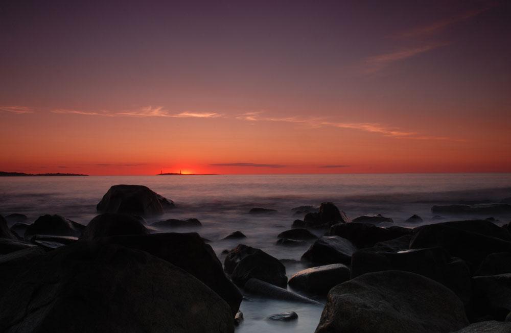 Sunrise 20.06.2011 Gloucester Massachusetts