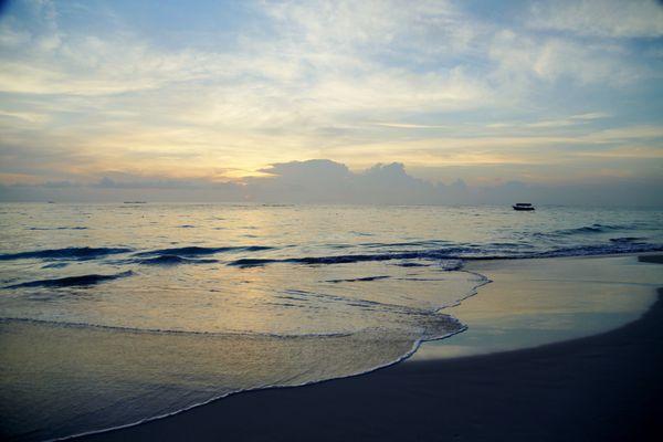 Sunrise à Punta Cana
