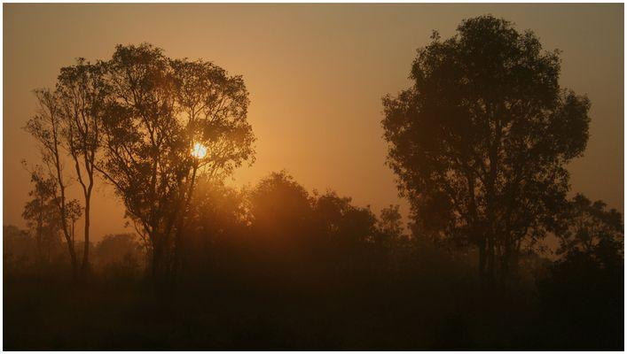 ** sunrise **