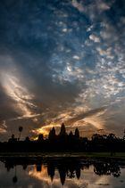 Sunrise at Akgkor Wat