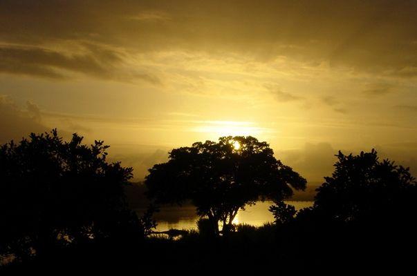 Sunrise at Lower Sabie, ZA