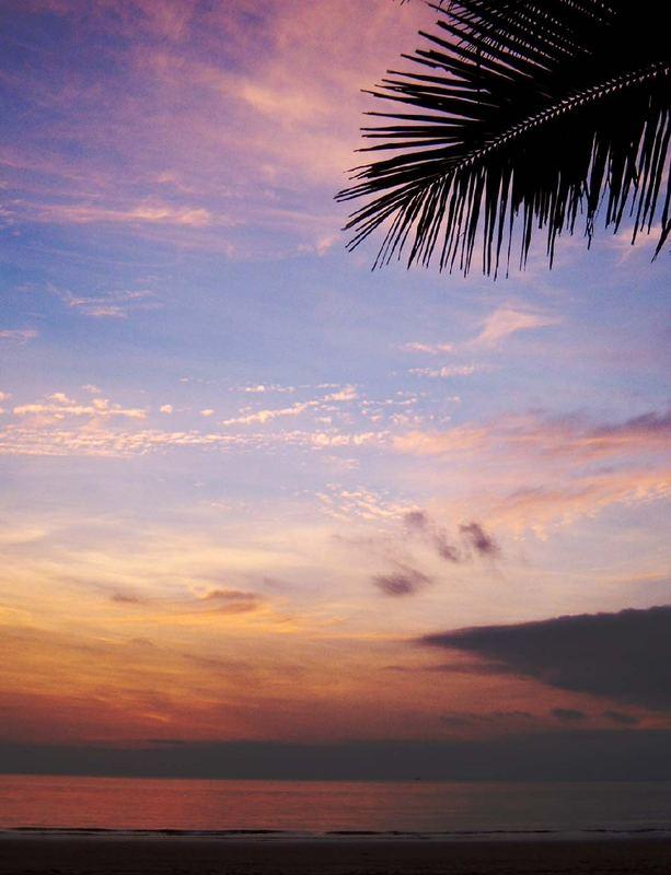 Sunrise at Mission Beach