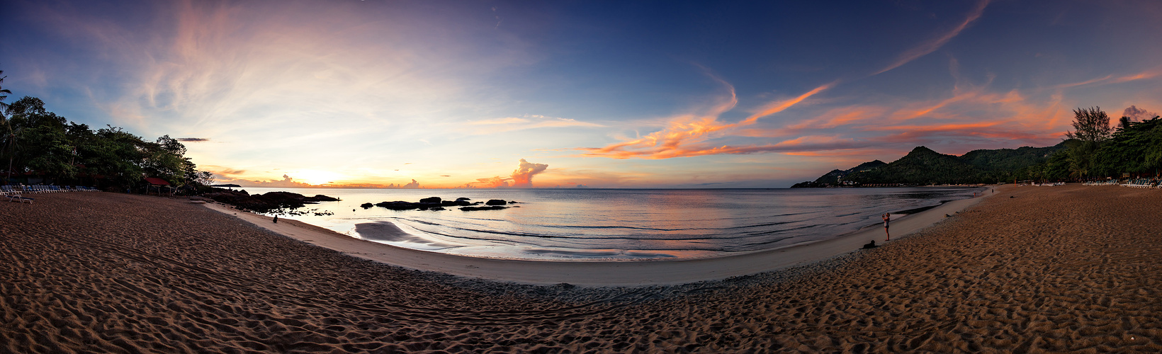Sunrise Chaweng Beach