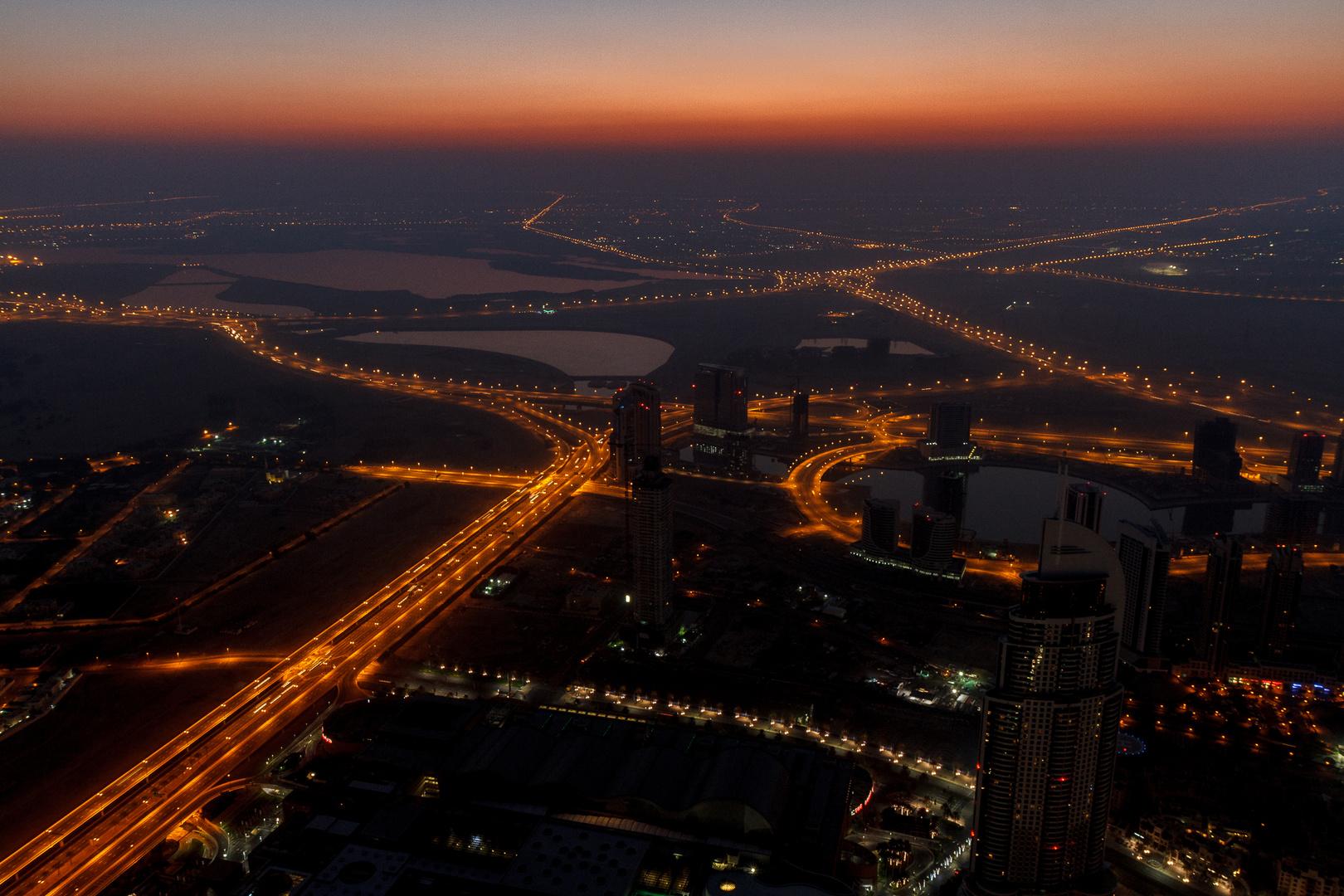 Sunrise, Dubai