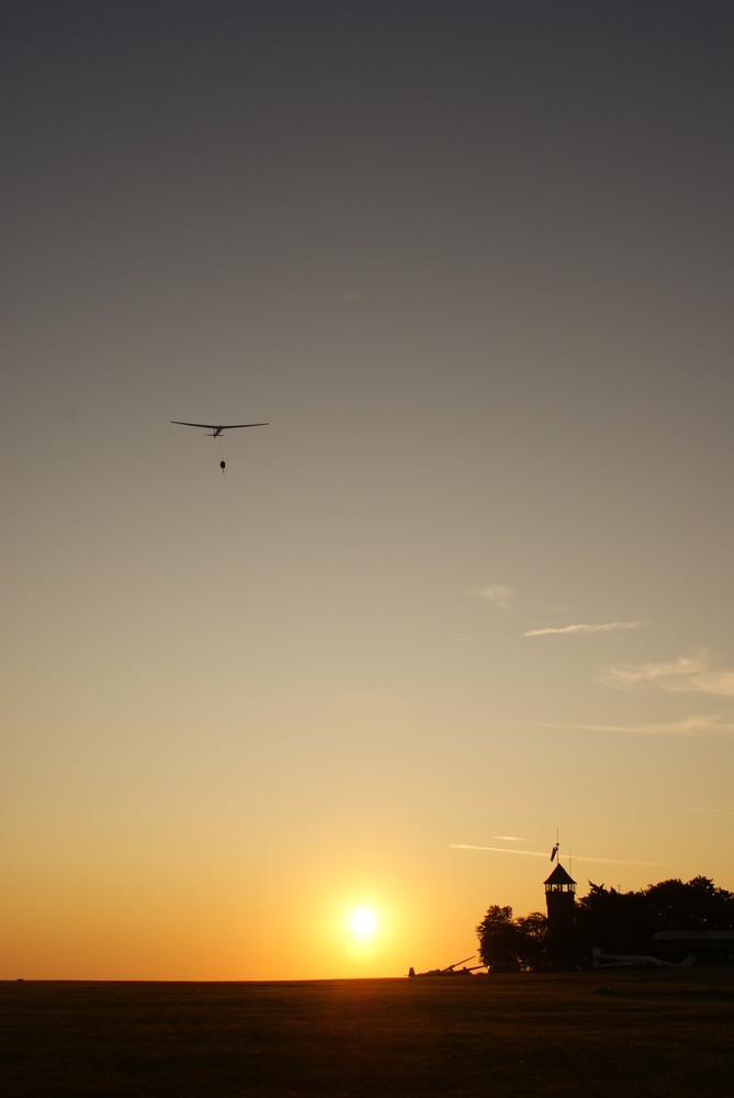 Sunrise Fliegen