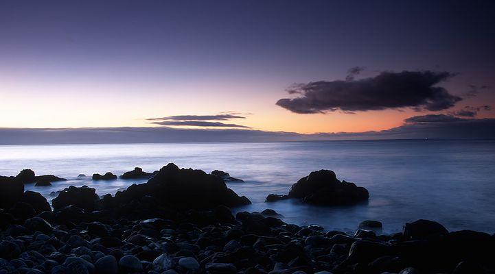 Sunrise in Canico de Baixo - Madeira