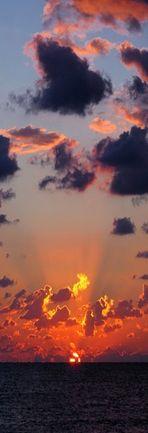 Sunrise in Florida (ii)