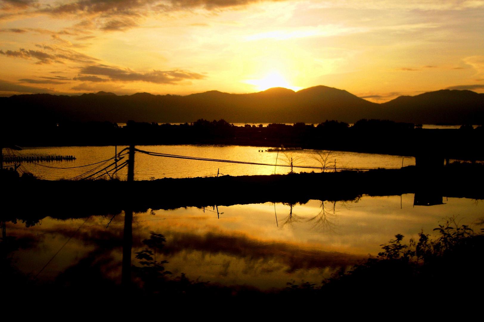 Sunrise in Viet´ Nam