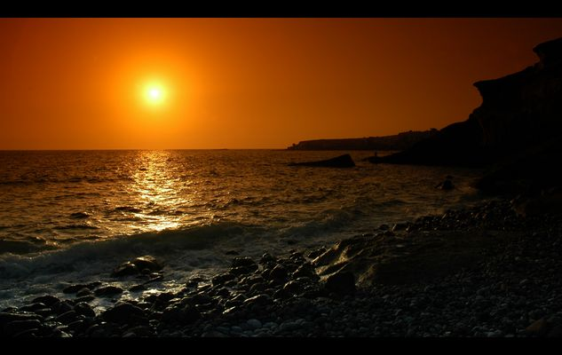 Sunrise La Caleta
