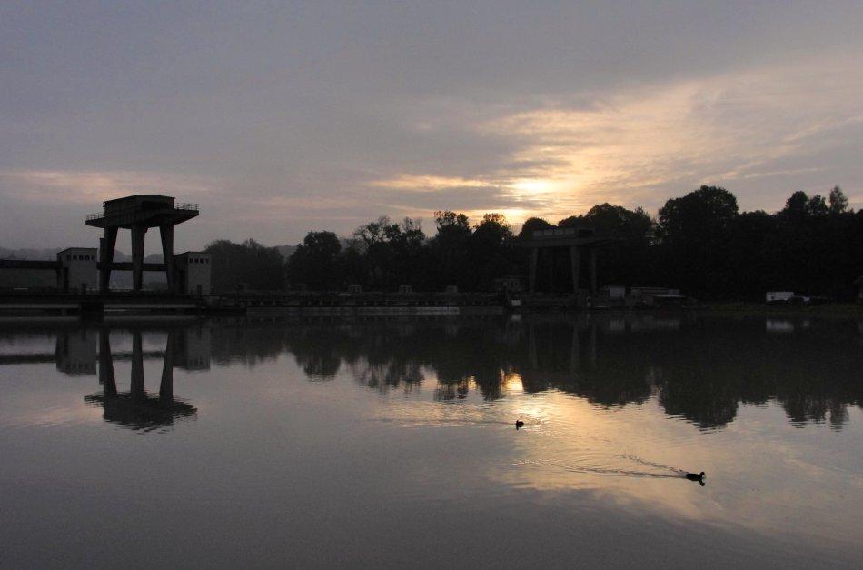 Sunrise - Morgenerwachen am Inn