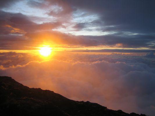 Sunrise on Pico