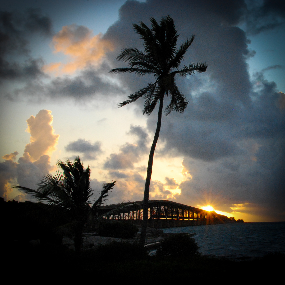Sunrise over Bahia Honda Key State Park