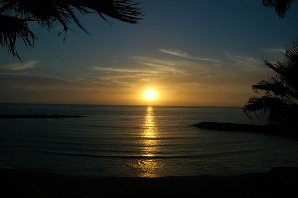 "Sunrise ""Playa Bobo"""
