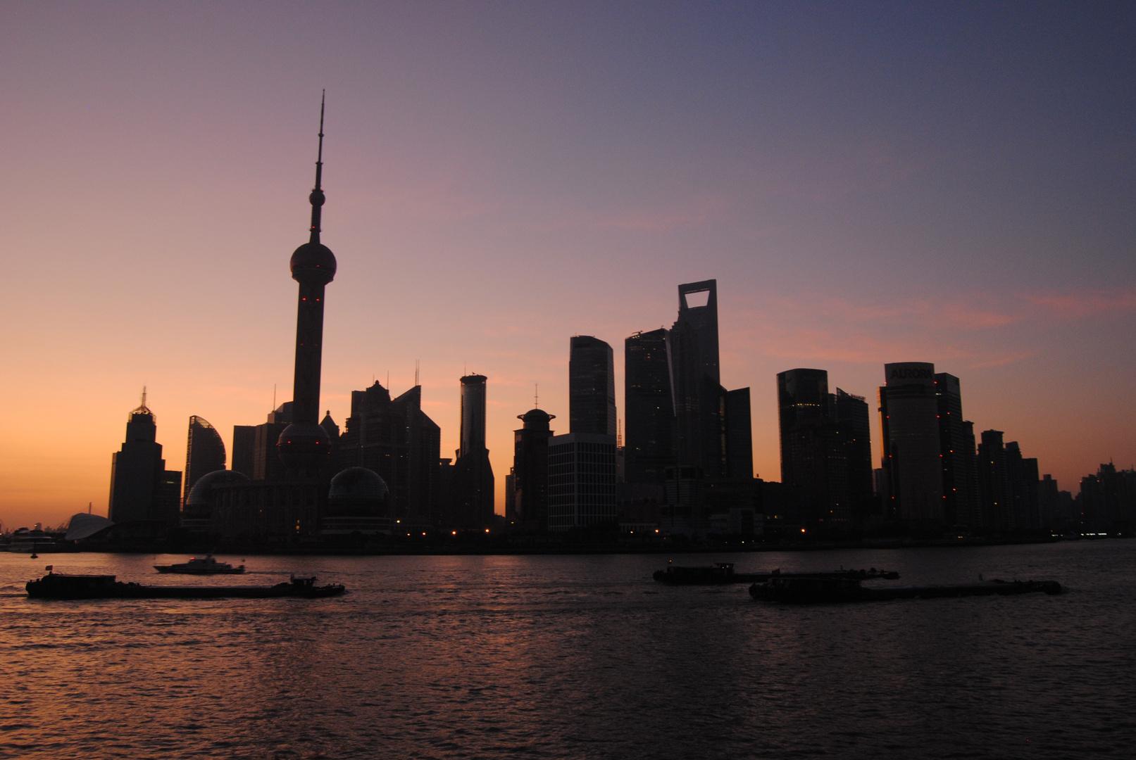 Sunrise Pudong