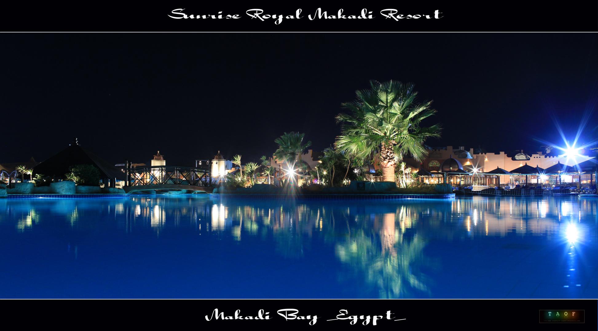 Sunrise Royal Makady Resort