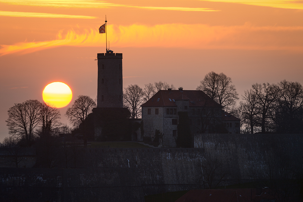 Sunrise Sparrenburg ...