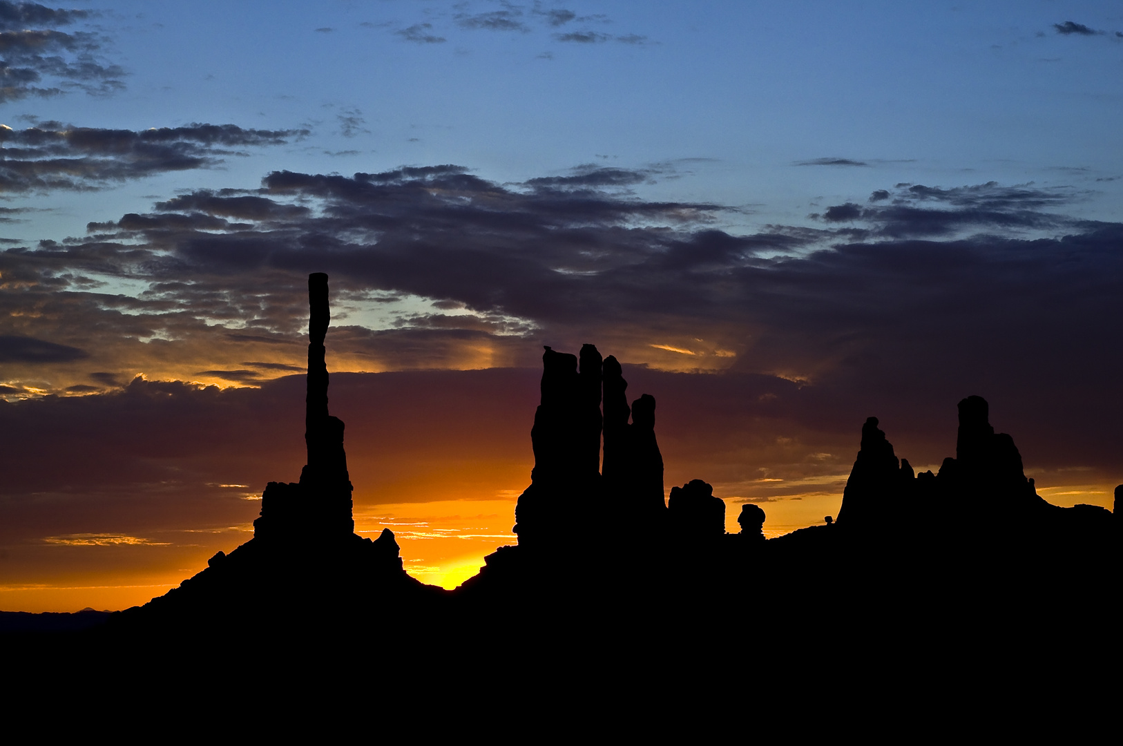 Sunrise Totem Pole