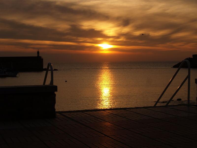 Sunset # 1