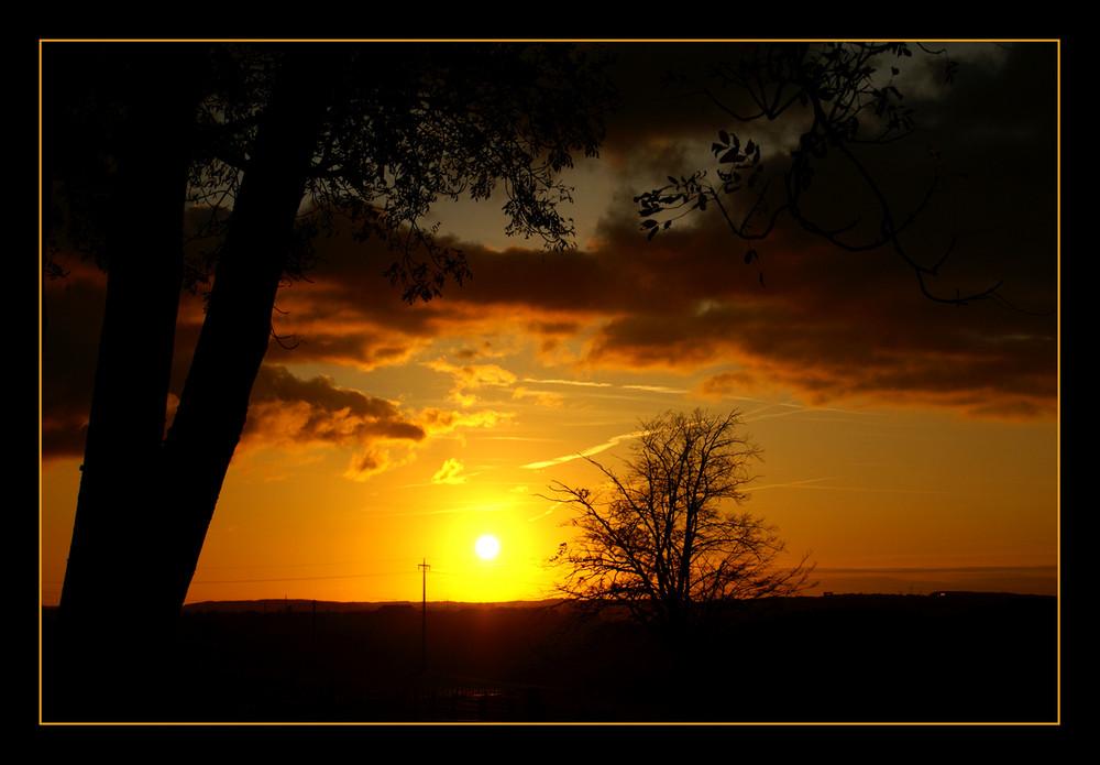 Sunset (2) 18. 10.09