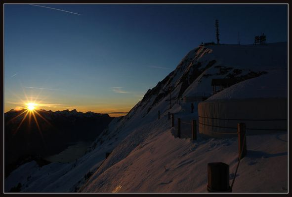 Sunset 2045