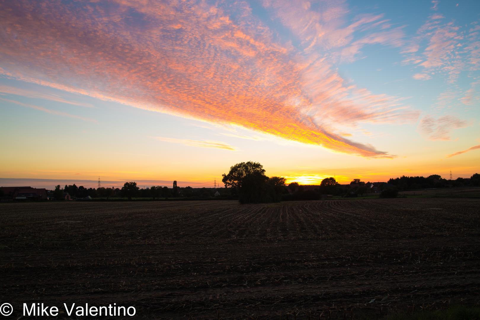 Sunset 26-9, II