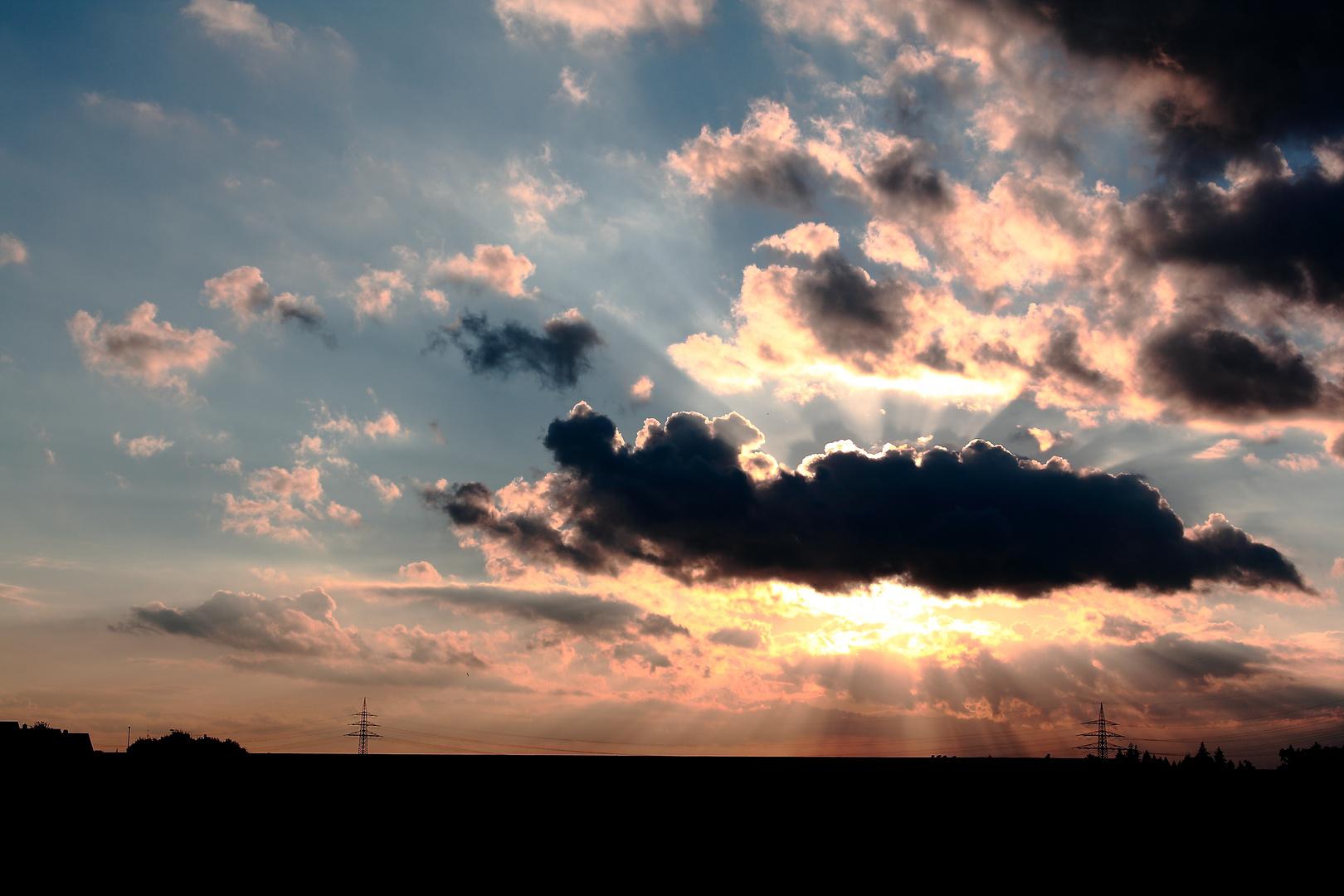 ..Sunset..