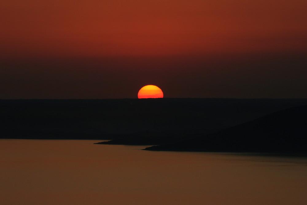 Sunset von Andreas Kupka
