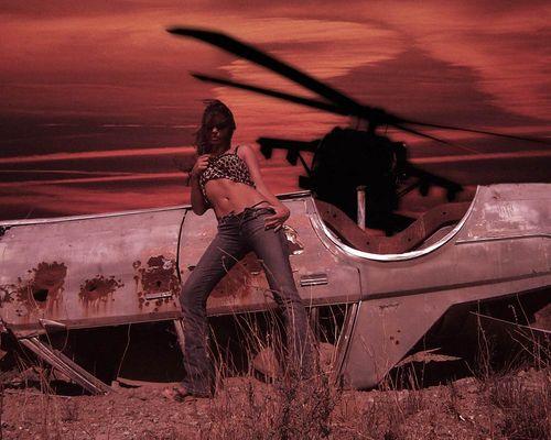 Sunset Area 51
