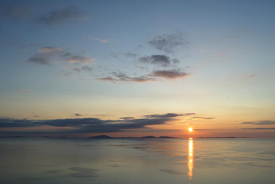 Sunset at Neist Point II