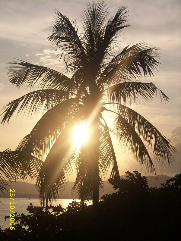 Sunset at Panwa