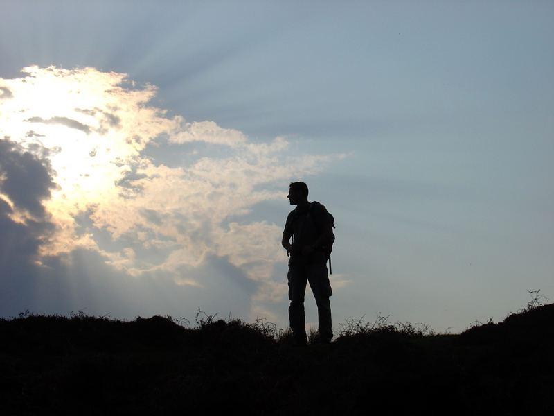 Sunset at Skye