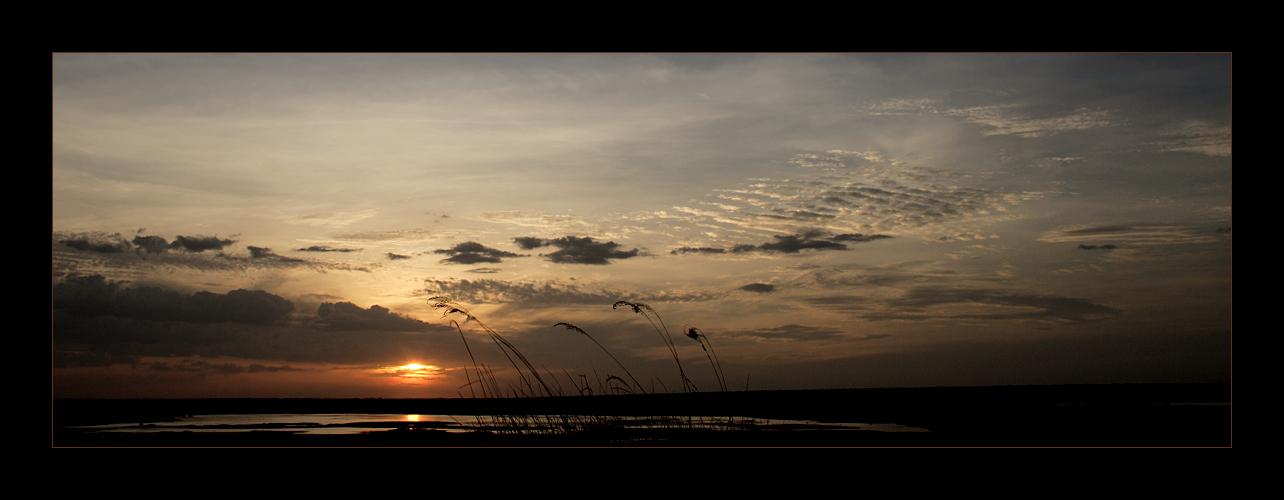 Sunset at Ubir Rock