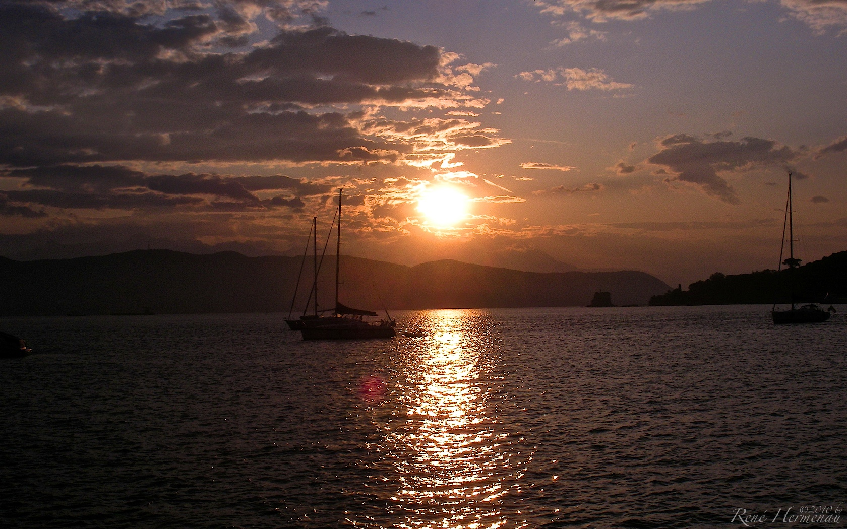 Sunset Athmosphere