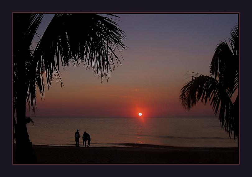 Sunset auf Captiva Island