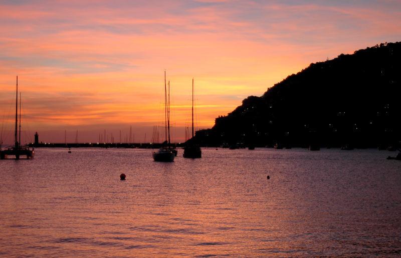 Sunset auf Mallorca
