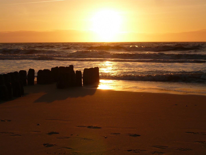 Sunset auf Sylt, Westerland Süd