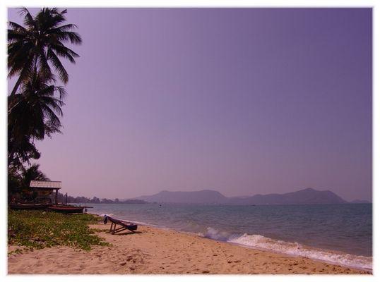 Sunset Beach bei Pattaya