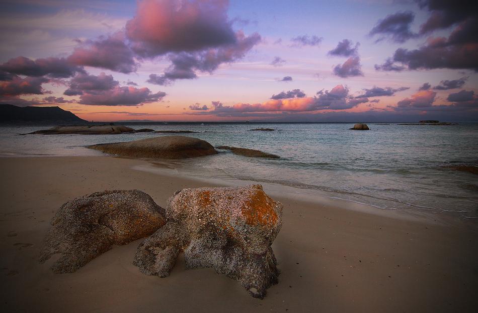 Sunset @ Boulders Beach