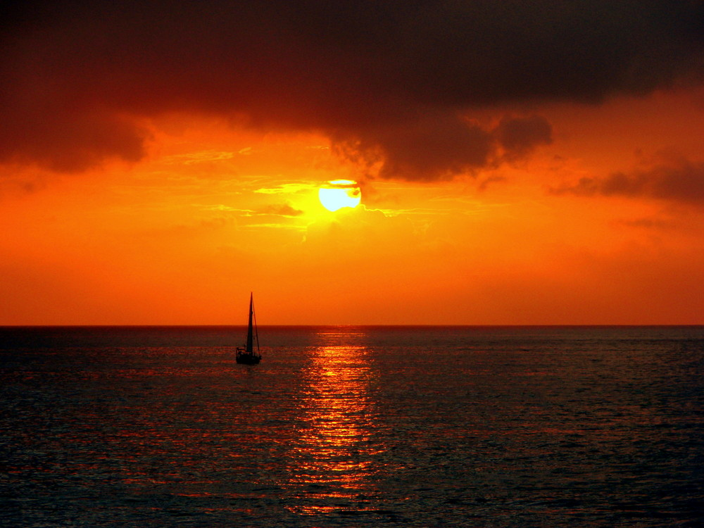 Sunset @ Canary Islands