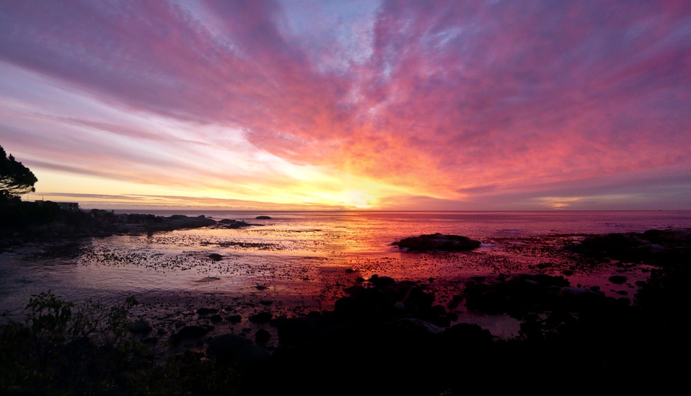 Sunset - Cape Town