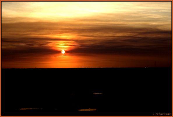 Sunset Charleston